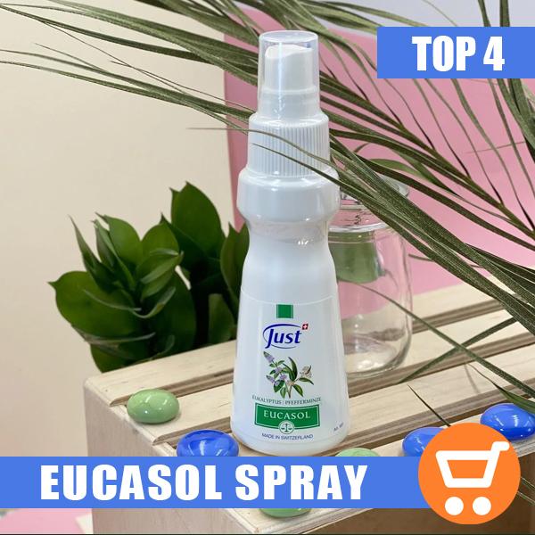 Just Eucasol spray