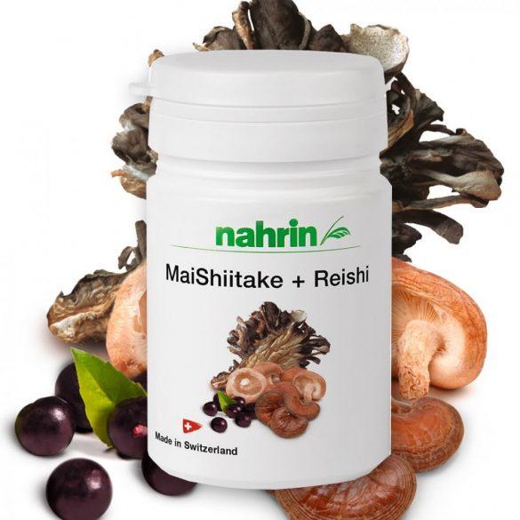 Nahrin MARS kapszula shiitake és maitake gombával 30db