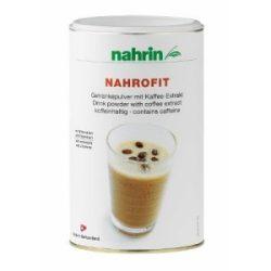 Nahrin Nahrofit kávé italpor 470g