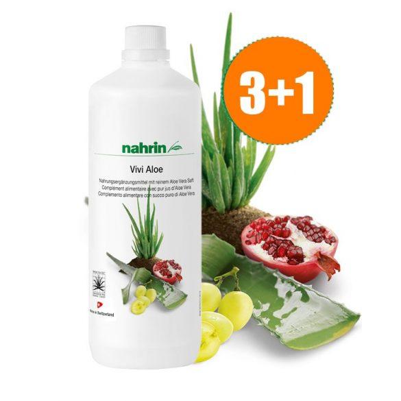 Nahrin Vivi Aloe 000ml 3+1 ajándék