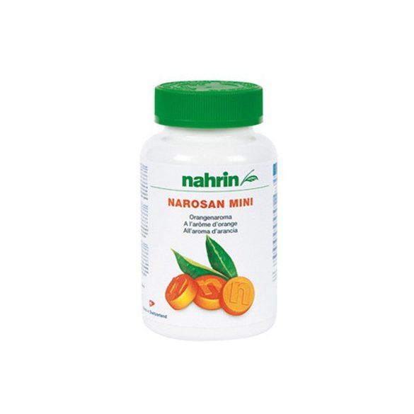 Nahrin Narosan mini vitamintartalmú gumicukor (gumivitamin) 80db