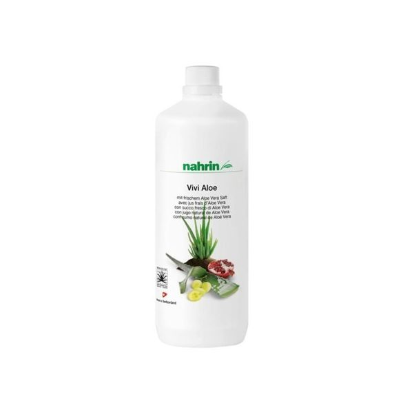 Nahrin Vivi Aloe Vera ital C-vitaminnal 1000ml