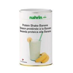 Nahrin Banán ízű fehérje protein italpor500g