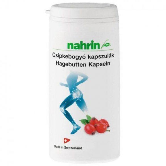 Nahrin Csipkebogyó kapszula C- és E-vitaminnal 80db